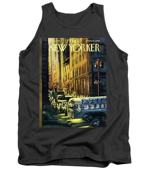 New Yorker July 23 1960 Tank Top