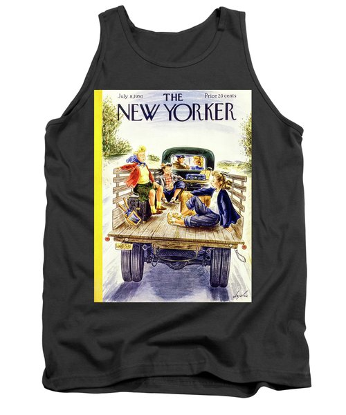 New Yorker July 8 1950 Tank Top