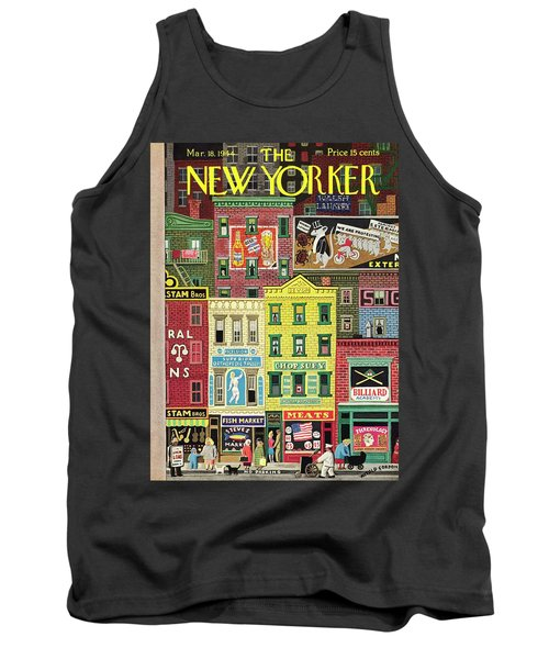 New Yorker March 18 1944 Tank Top