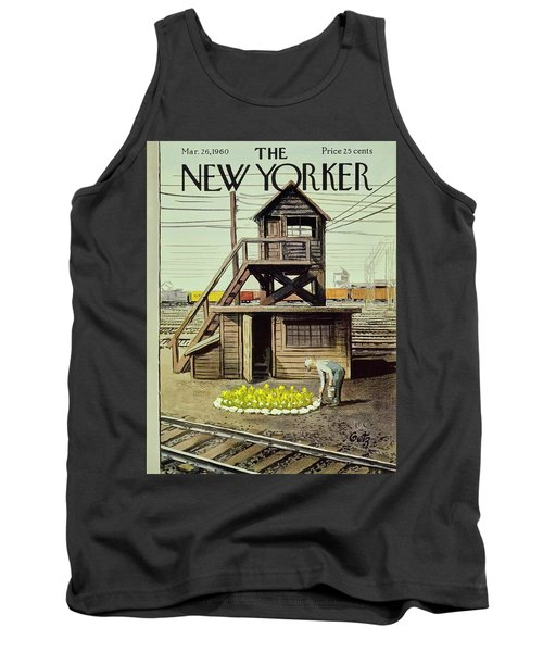 New Yorker March 26 1960 Tank Top
