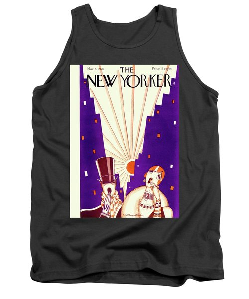 New Yorker March 6 1926 Tank Top