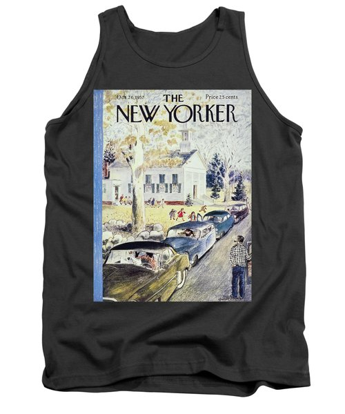 New Yorker October 26th 1957 Tank Top