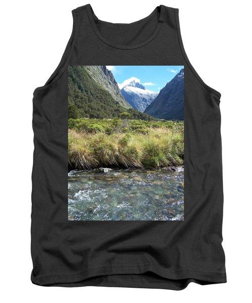 New Zealand Landscape 2 Tank Top