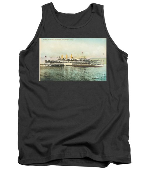 Newburgh Steamers Ferrys And River - 30 Tank Top