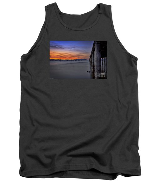 Tank Top featuring the photograph Next To Nothing by Mitch Shindelbower