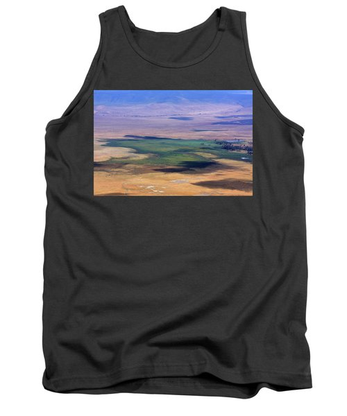 Ngorongoro Crater Tanzania Tank Top