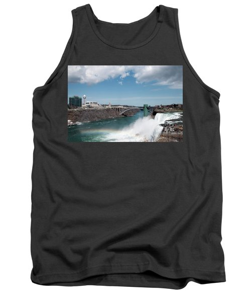 Niagara Falls New York Tank Top