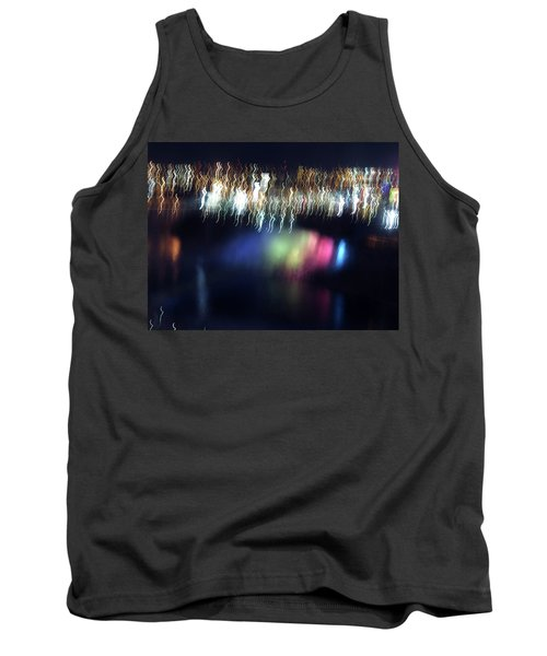 Light Paintings - Ascension Tank Top