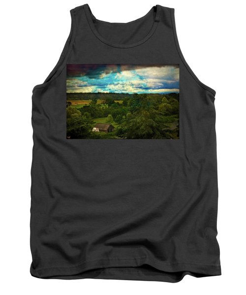 Nice Weather For Trolls In The Shire Today Tank Top
