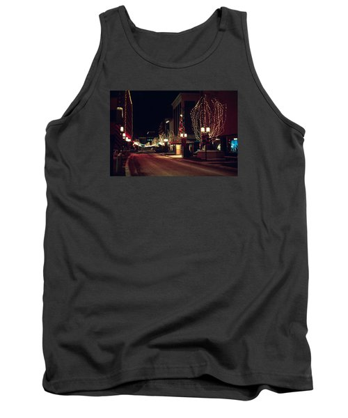 Nicollet Mall Christmas Tank Top