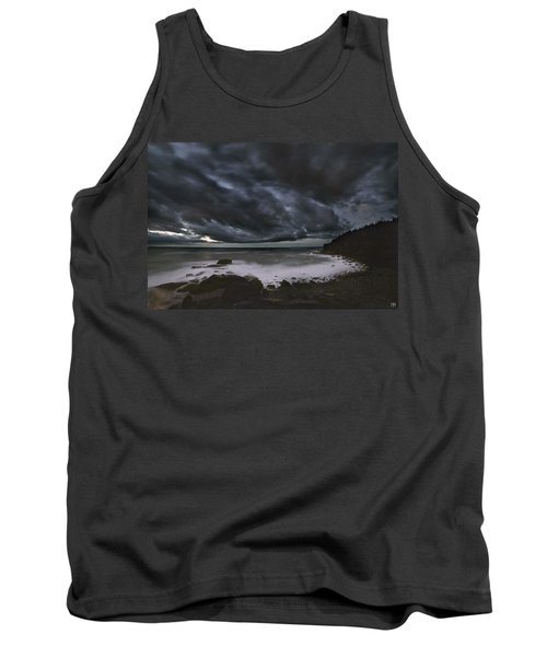 Night At Boulder Beach Tank Top