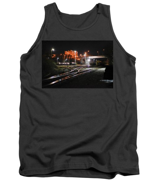 Night At The Railyard Tank Top