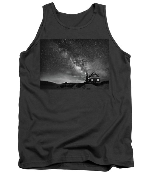 Night At The Station Tank Top