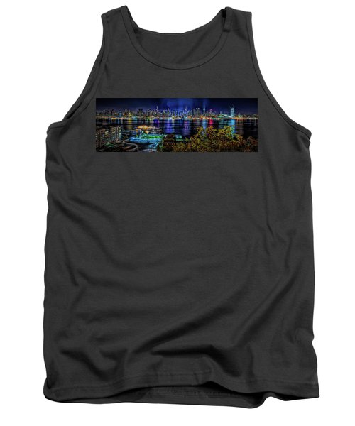Tank Top featuring the photograph Night Beauty by Theodore Jones
