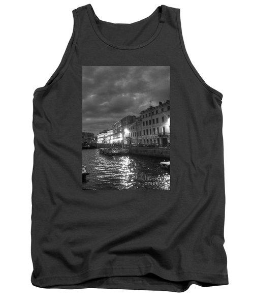 Night City Peterburg Tank Top