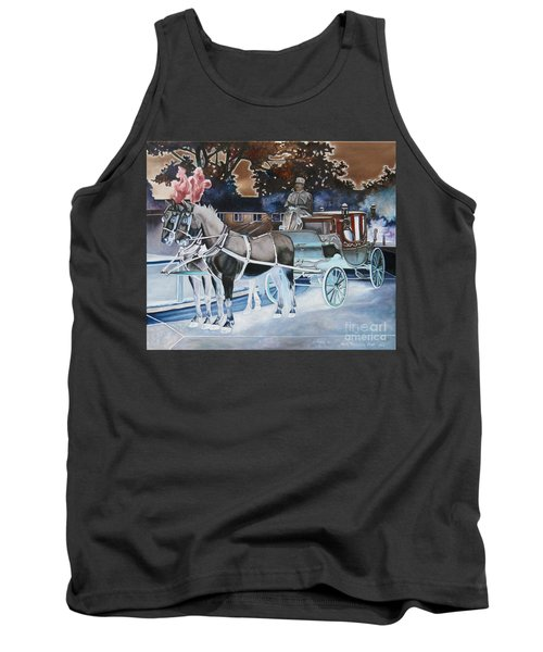 Night Coach Tank Top