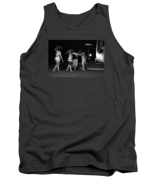 Night Dancing Tank Top