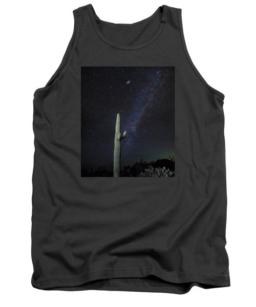 Night Desert Skies Tank Top