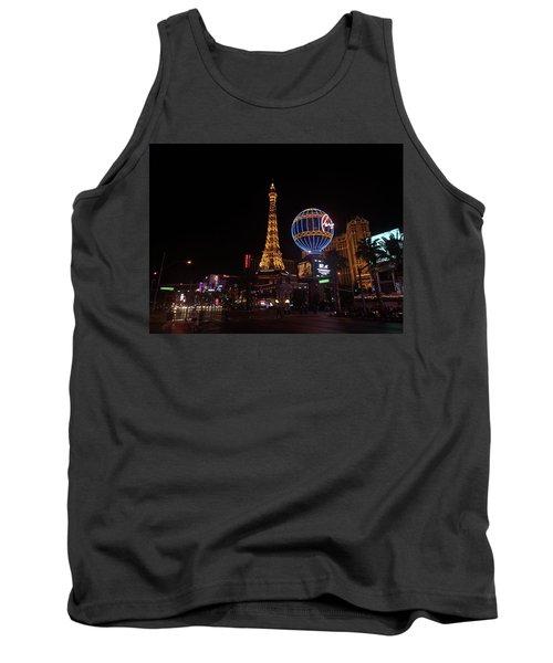 Night In Vegas Tank Top