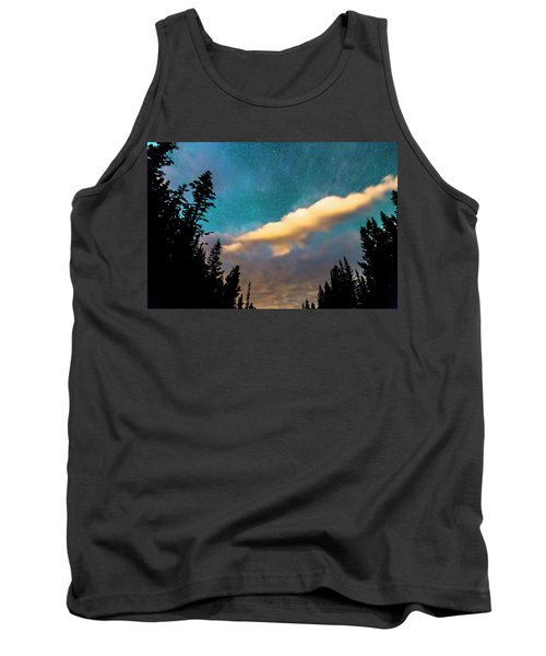 Tank Top featuring the photograph Night Moves by James BO Insogna