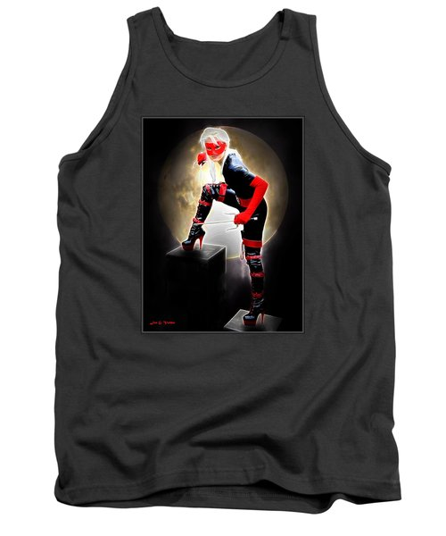 Night Of The Avenger Tank Top