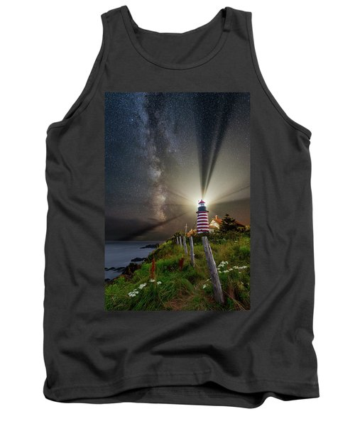 Night Over West Quoddy Tank Top