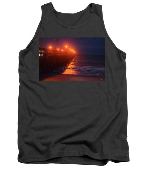 Night Pier Tank Top