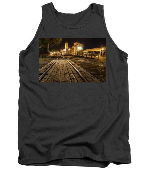 Night Rails Tank Top