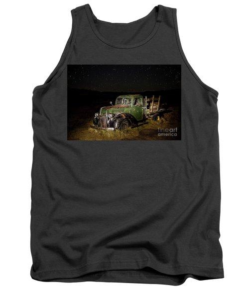 Night Run Tank Top