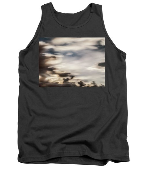 Tank Top featuring the photograph Night Sky 2 by Leland D Howard