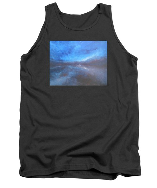Night Sky Tank Top by Jane See