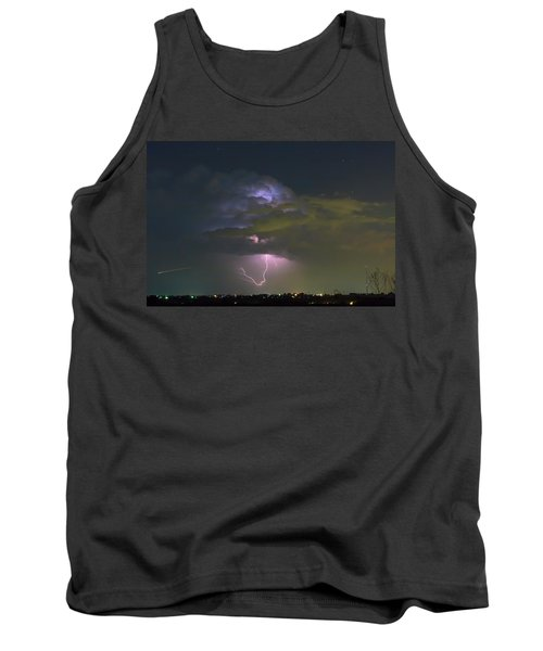 Tank Top featuring the photograph Night Tripper by James BO Insogna