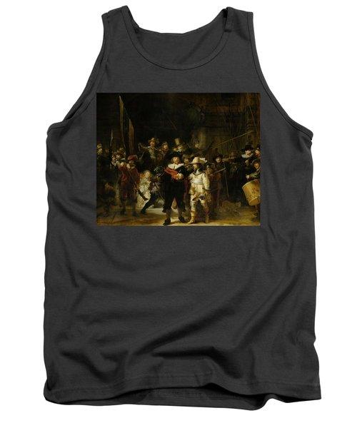 Night Watch, 1642 Tank Top
