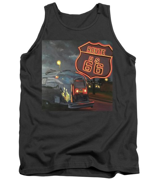 Nighttime Cruise Tank Top