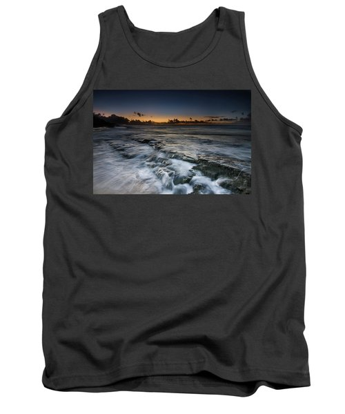 Nimitz Beach Sunrise Tank Top