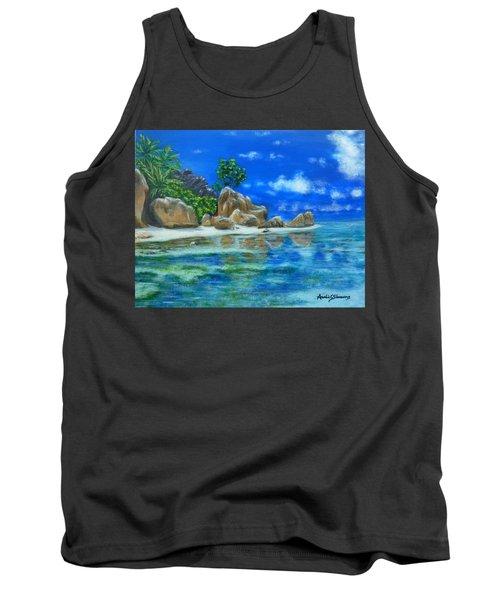 Nina's Beach Tank Top
