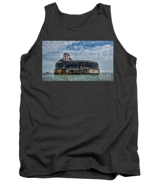 No Mans Fort Tank Top