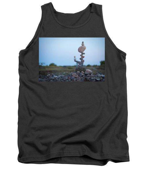 Zen Stack #2 Tank Top
