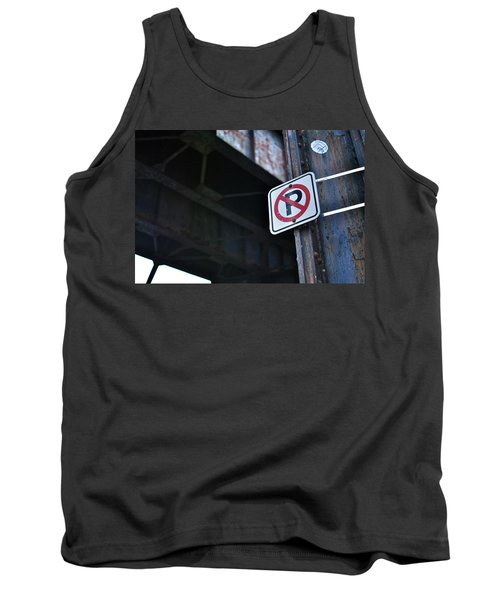 No Parking Tank Top