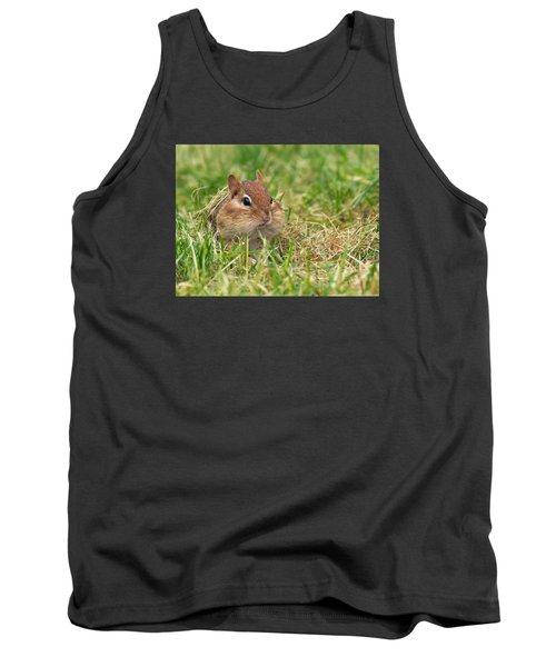 No Room For One More Bite Tank Top