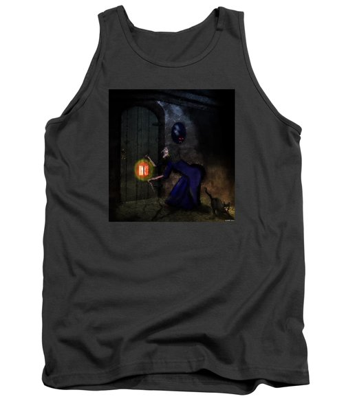 Noise In The Night Tank Top