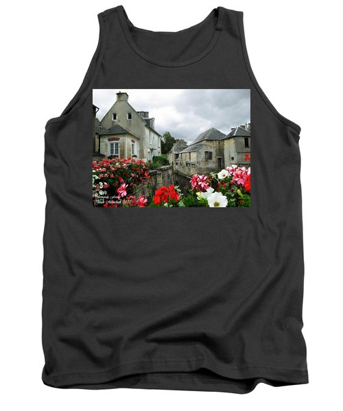 Normandy Arrival Tank Top