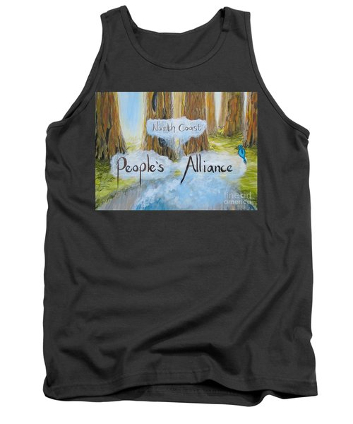 North Coast People's Alliance Tank Top