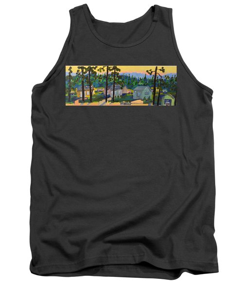 North Shore Tank Top by Rodger Ellingson