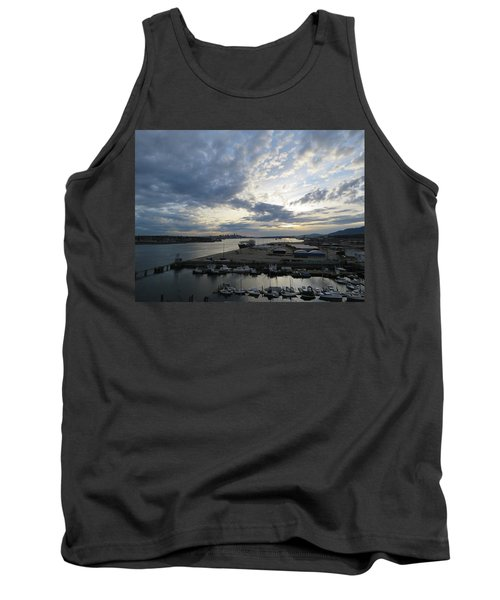 North Vancouver And Vancouver Tank Top