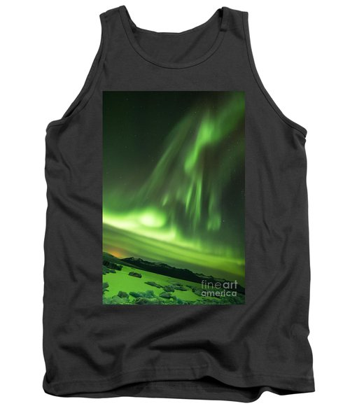 Northern Lights 5 Tank Top
