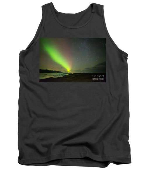 Northern Lights 7 Tank Top