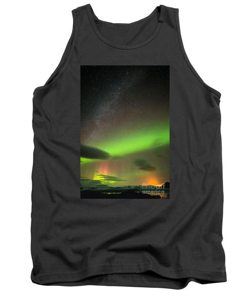 Northern Lights 8 Tank Top