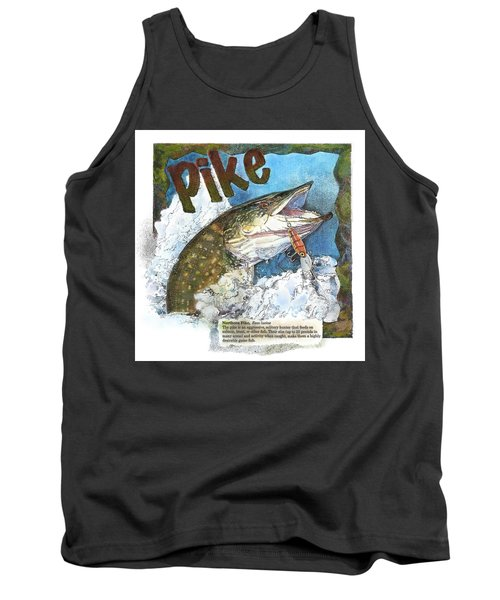 Northerrn Pike Tank Top