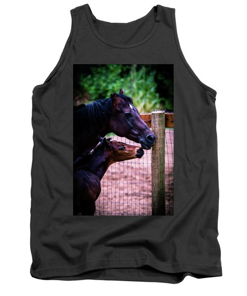 Nose To Nose Tank Top